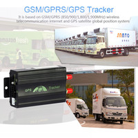Global Use gps tracker for car and motorcycle , engine off remotely vehicle gps tracker With Phone APP Geo-Fence