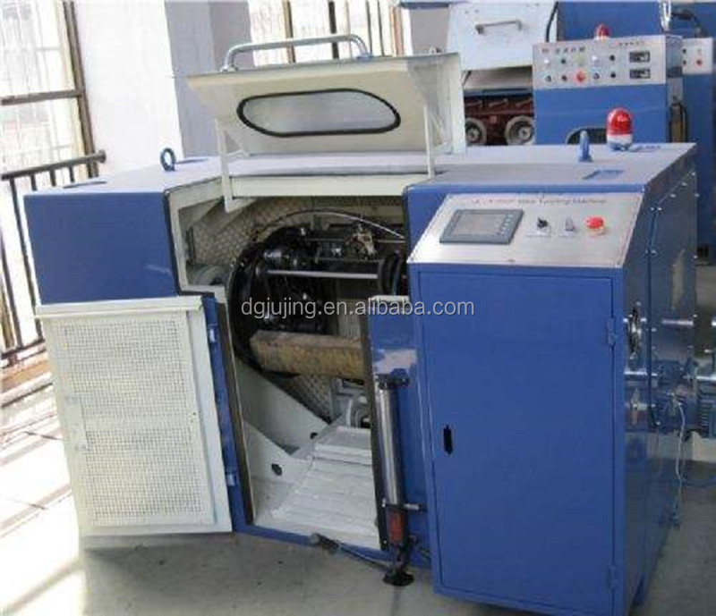 Cable Making machine Copper Wire Double Twisting Bunching Machine