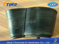 high quality natural rubber 2.75-18 motorcycle inner tube