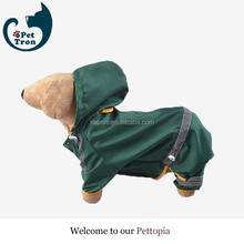 Price custom professional dog raincoat large breed