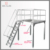 Compact rigid cheap low cost price factory direct supply customized flexible supporting stand working platform gantry