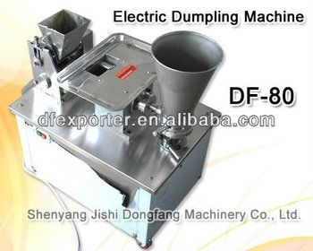 The 2015 newest multi-function electric dumpling machine