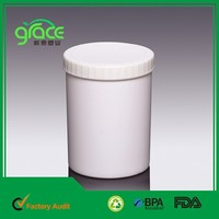 1000g Multi-use Plastic top grade Container for chemical