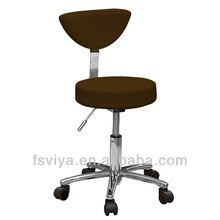 RC10055 stainless steel lab stool/backpack stool