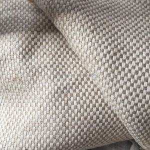 Thick linen cotton fabric suitable for home textiles