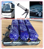 good elasticity windscreen/car glass PU sealant