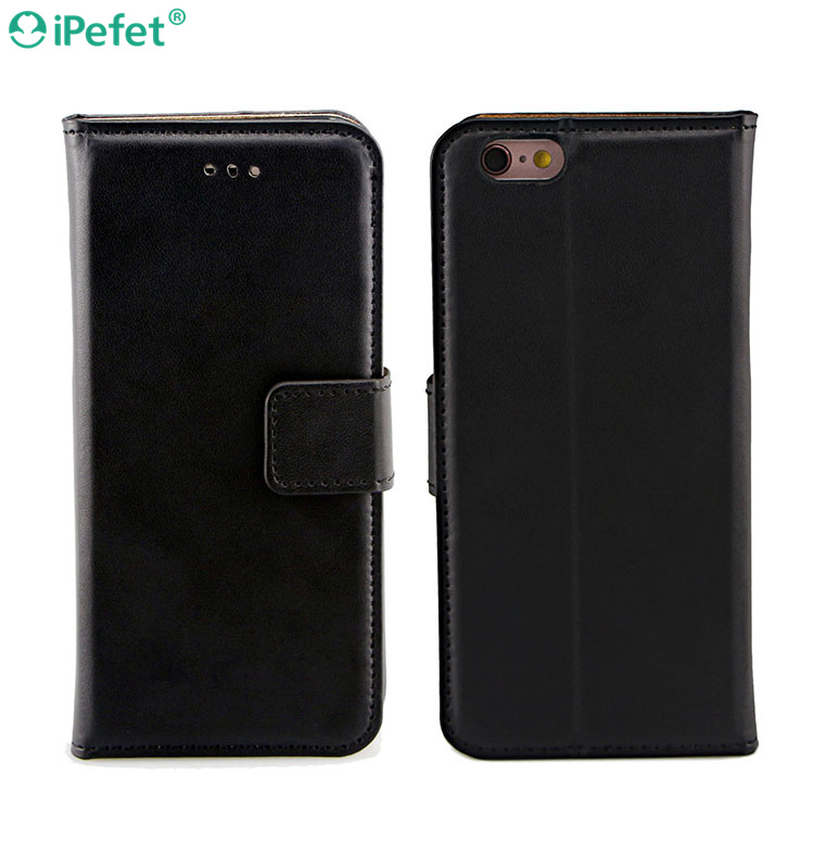 mobile phone leather case flip cover case for lg for iphone
