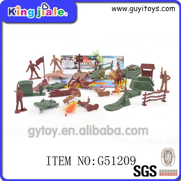 Factory price best selling small plastic toy soldier