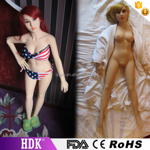 125cm Real sex doll for men young silicone sex doll vagina oral anal sex toy girl doll