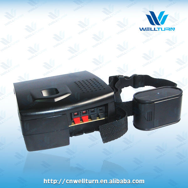 Electronic Pet Collar for Dog Training within Wireless pet containment fence WT735 Pet Products
