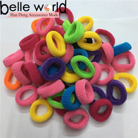 Wholesale hair accessories color order multi colors elastic band