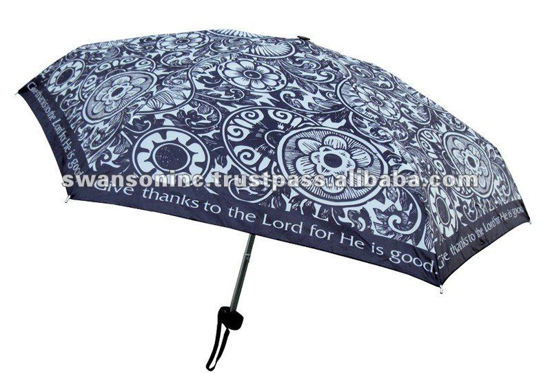 Durable Weather-Resistant Polyester Umbrella