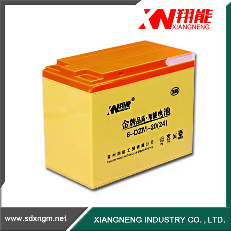 China Electric Vehicles battery /electric bike battery 24v 20ah