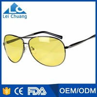 wholesale stainless polarized day night glasses for driving
