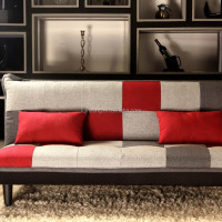 Hot Selling Flat Pack Sofa Beds