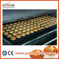industrial oven for cakes restaurant equipment in china production line
