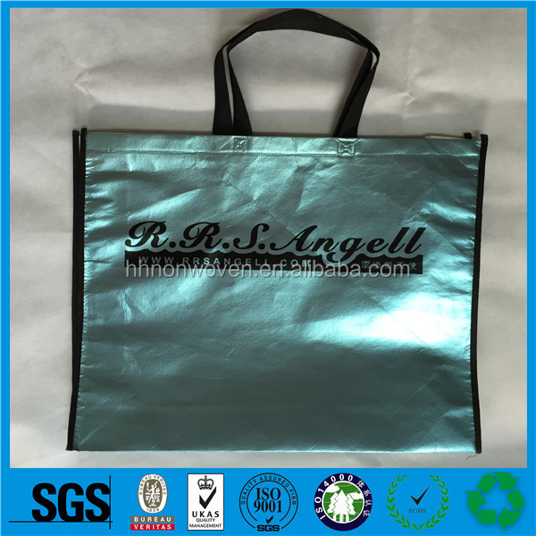 Promotional Gifts Reusable Eco Friendly Non-Woven Fabric Bags Foldable Carry Shopping Bag Tote Bag Nonwoven