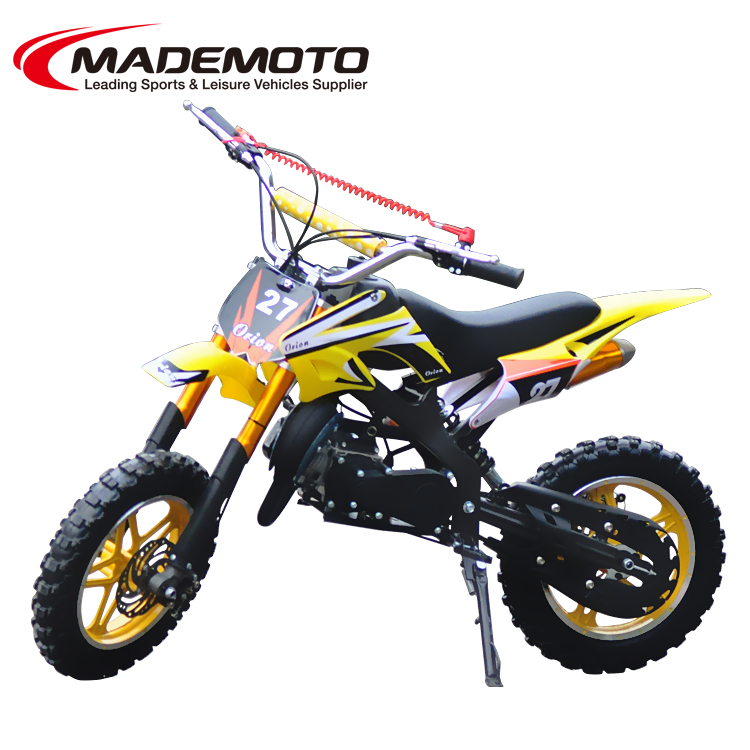 NEW 2 STROKE KIDS GAS 49CC MINI DIRT BIKE