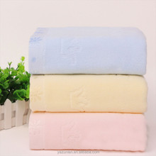 Supper Quality Baby Cotton Blanket with cute rabbit pattern