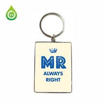 Cartoon Character Metallic Key Chains