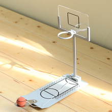 Creative gifts office desktop mini basketball decompression toy