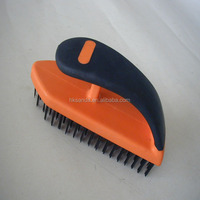 2013 hot sales soft grip professional round brush
