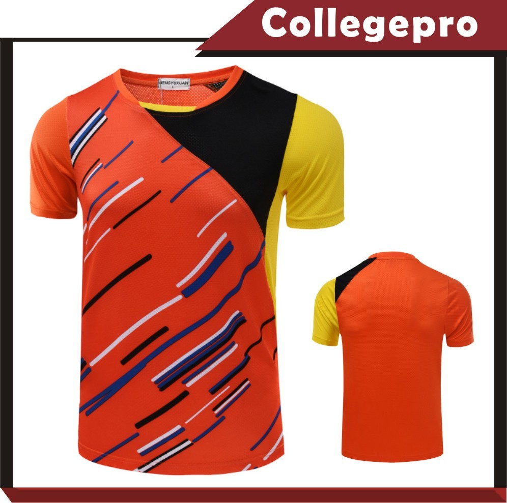 club team Dry fit custom soccer training jersey