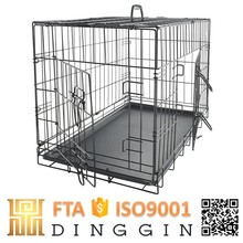 iron wire dog cages