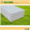 eps expanded polystyrene core sandwich board for fast built house wall and roof construction