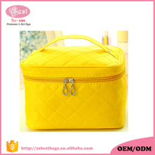 2017 Hot Sell Outdoor Travel Organizer Bag Women Travelling Nylon Cosmetic Bag
