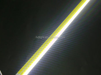 high quality 12V COB led rigid strip the light bar cabnet light