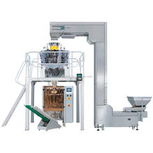 Hot sale h igh quality automatiic food seeds peanuts packing machine