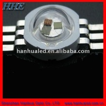 6 pinsc3X3 or 3 in 3 high power module rgb 700mA led
