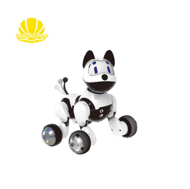 intelligence toy smart dog voice control robot for wholesale