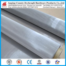 stainless steel wire mesh/stainless steel woven wire cloth / fine mesh screen