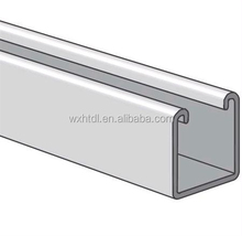 Solid Standard Strut Channel
