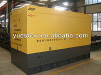 250KVA generator set with soundproof canopy,Deutz engine and CE certificate