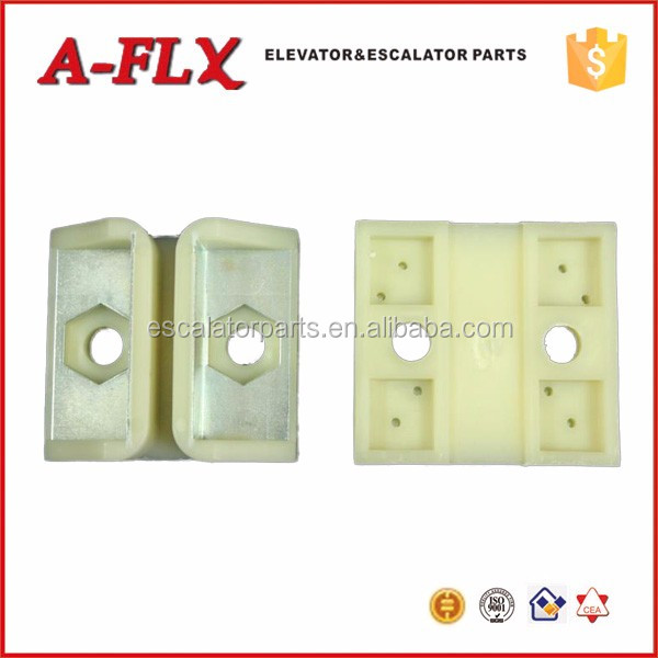 T 45/ A Elevator 5MM counterweight guide shoes with car parts
