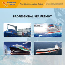 logistics sea freight from Shenzhen