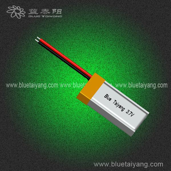 401323 70mAh li-ion charge battery