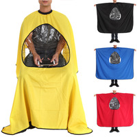 Buy Nylon apron wholesale/hairdressers apron/hair cutting apron in ...