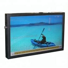55 Inch Full HD 1080P Full Color LED Digital Signage Electronic Lobby Display
