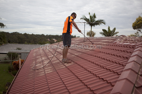 acrylic polymer Cool roof coatings