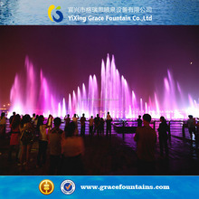 12w led fountain light color changing colorful fountain