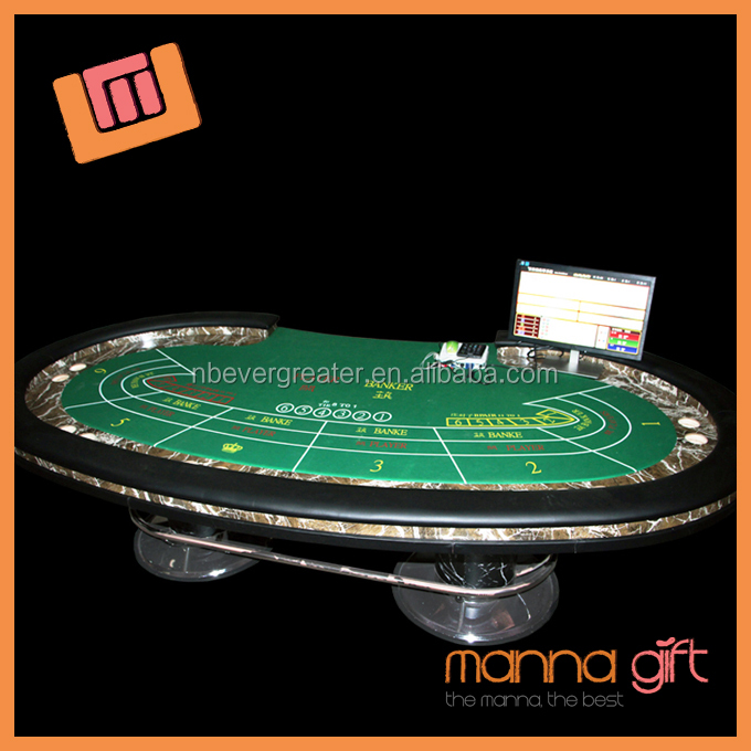 used casino poker tables