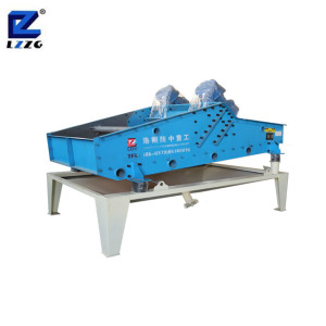 LZZG large capacity mine dewatering screen