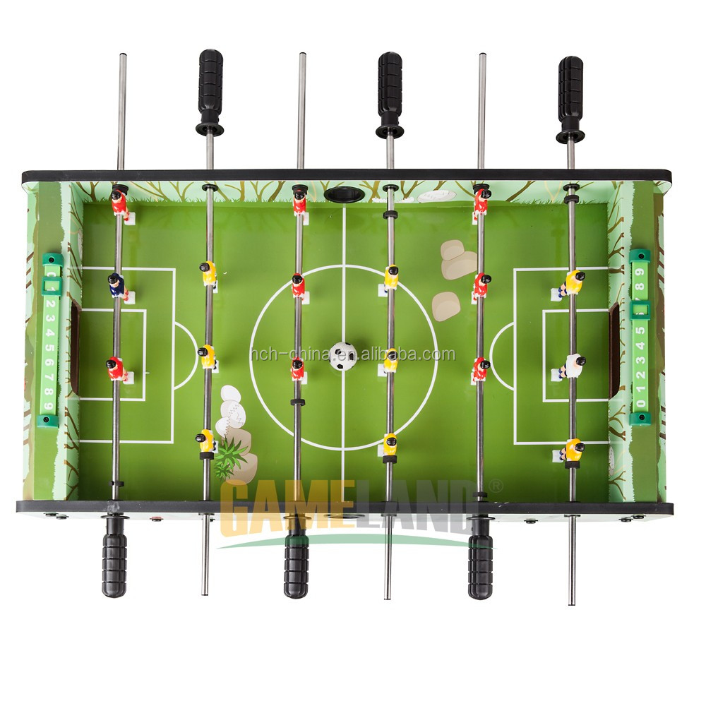 Mini Table Game Table Hand Football Game Baby Foot Soccer Table