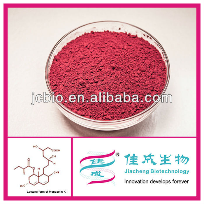 Factory Sell Natural Lovastatin red yeast rice/ red yeast rice liquid