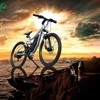 Tornado Fat Tire Electric Bike With