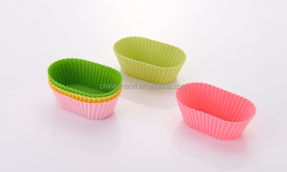 new silicone cake mould mini cake cup